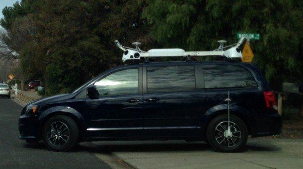 Apple Maps Camera Cars