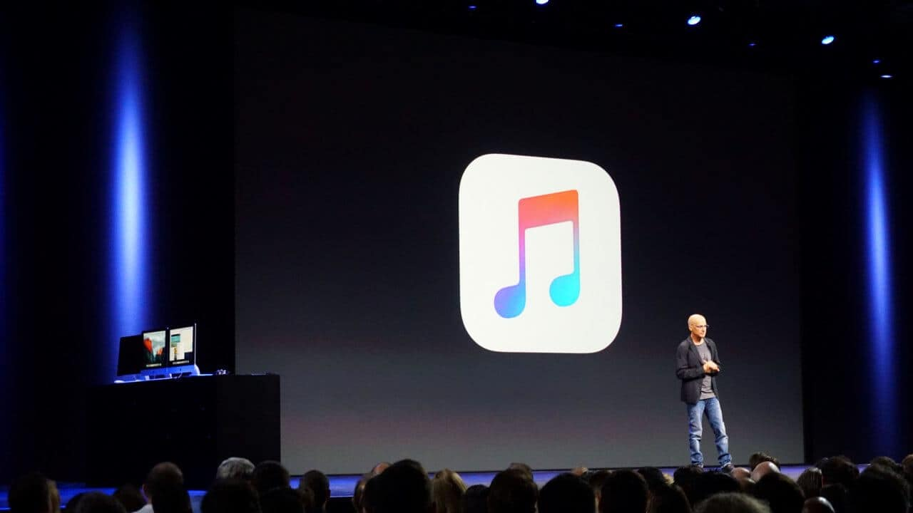 Apple Inc (NASDAQ:AAPL) Music
