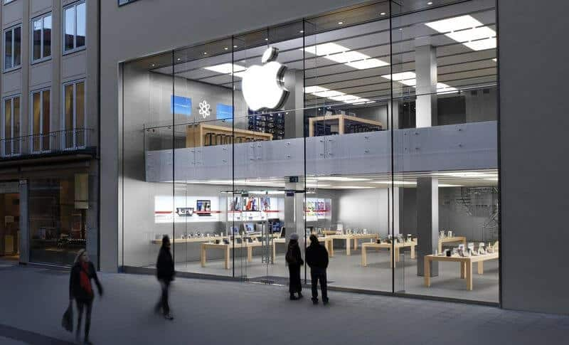 Apple Inc's Apple Store NASDAQ:AAPL