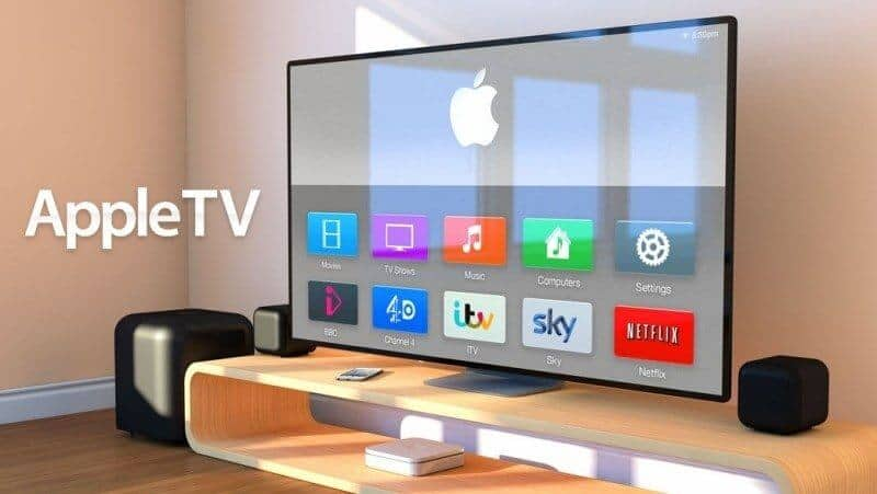 Apple Inc. Television