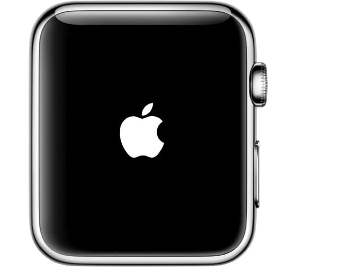 Apple Inc. healthcare Watch with Logo