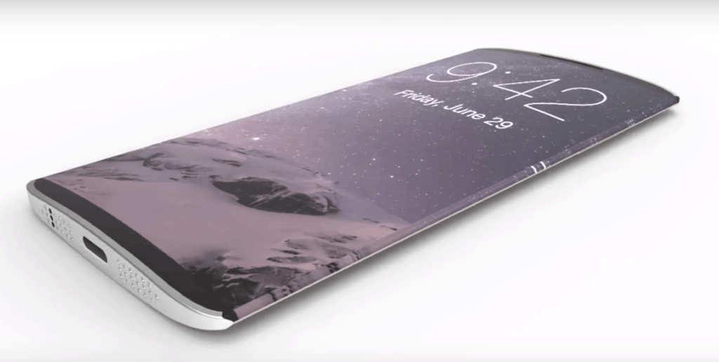 Apple iPhone 8 Concept