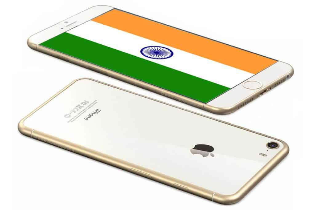 Apple Inc. (NASDAQ:AAPL) iPhone India