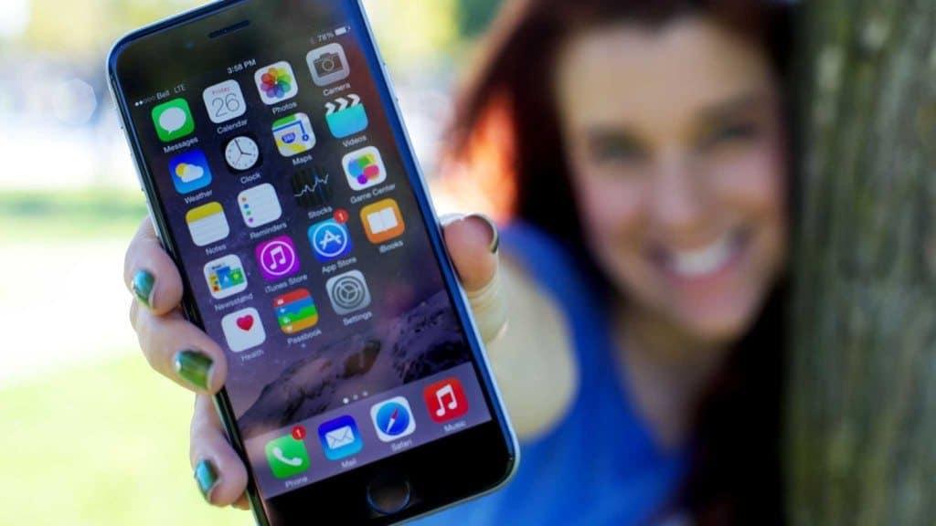 Apple Inc. (NASDAQ:AAPL) iphone