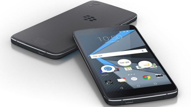 BlackBerry BBRY DTEK 50