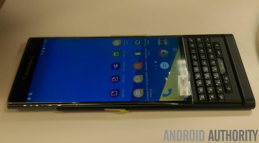 BlackBerry Ltd Venice leak