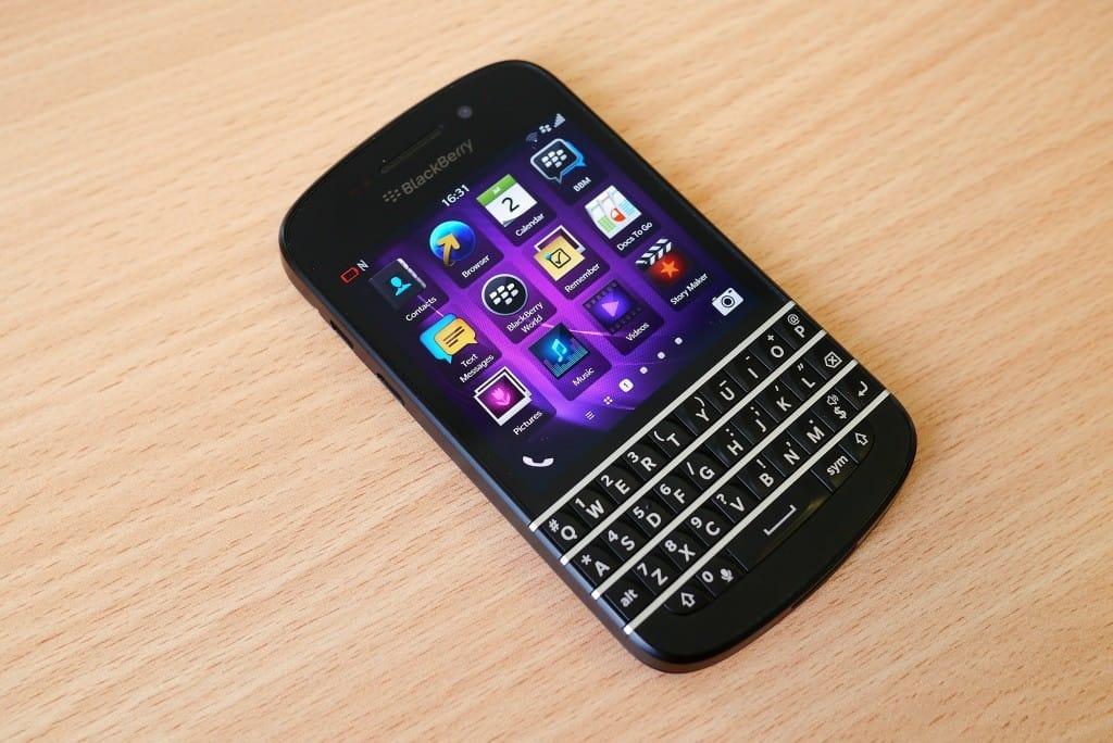Blackberry ltd NASDAQ:BBRY