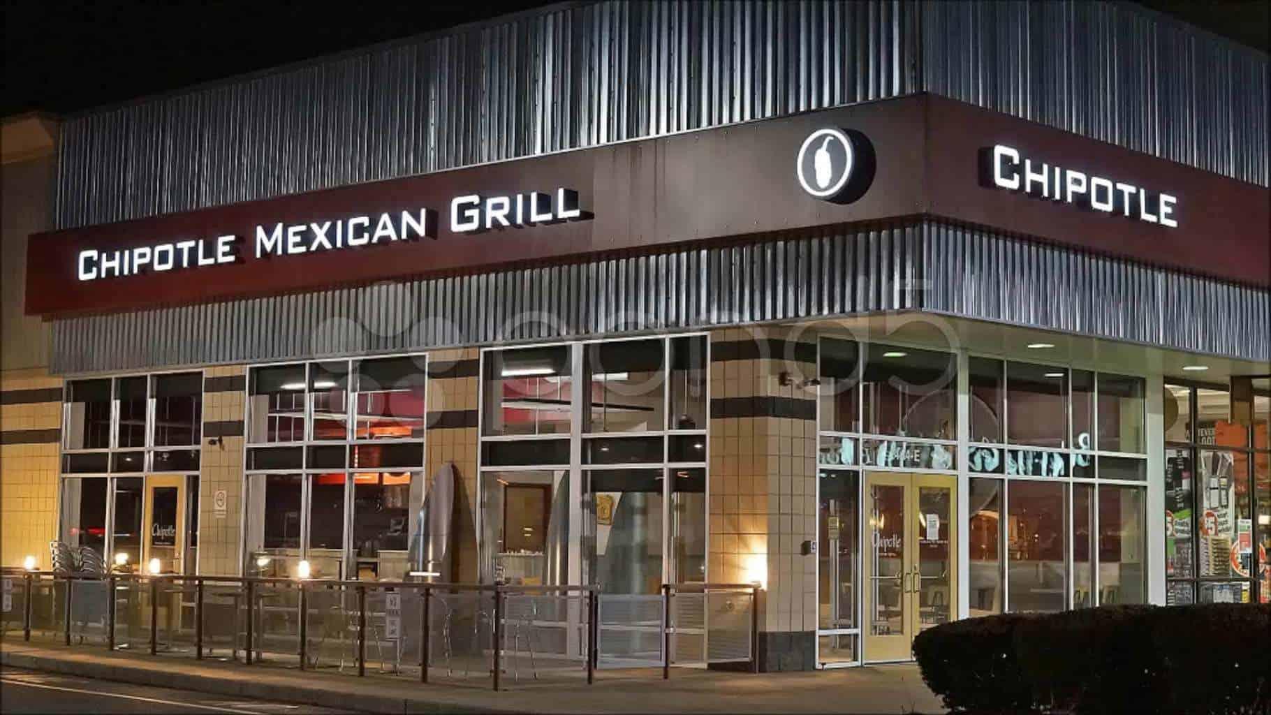Chipotle Mexican Grill Inc. nasdaq:cmg