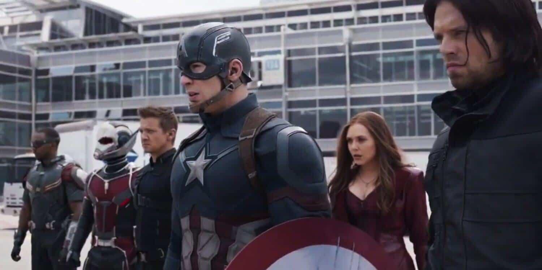 Walt Disney Co (NYSE:DIS) Captain America Civil War