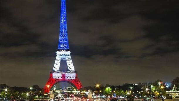 Eiffel Tower Paris Terror Attacks Capital Markets
