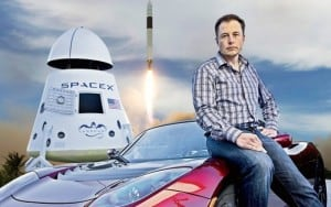 Elon Musk Internet Satellites