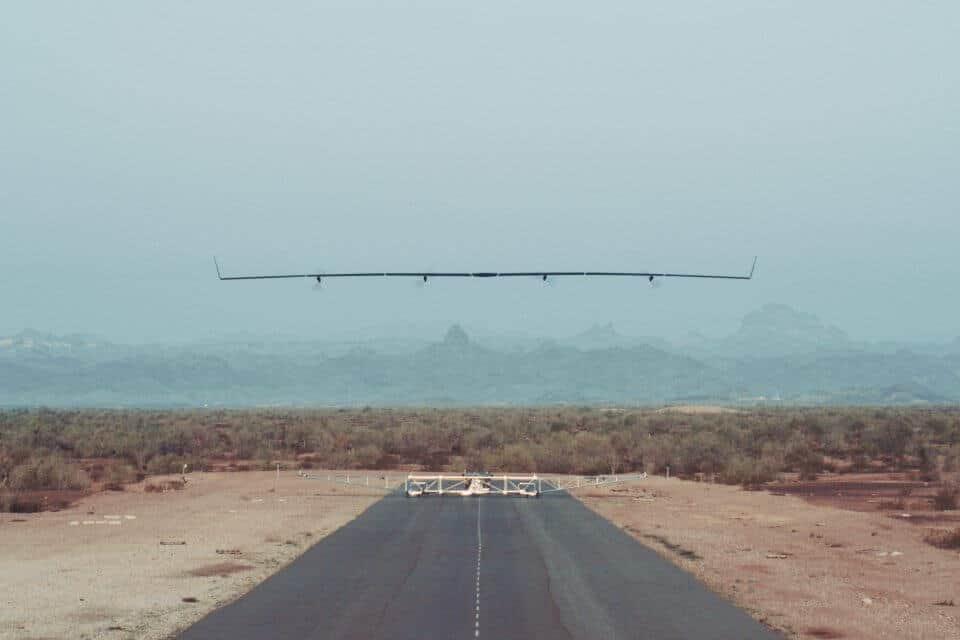Facebook Inc (NASDAQ:FB) Internet Drone