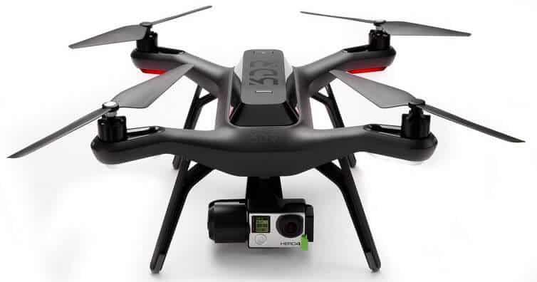 GoPro Inc stock flies