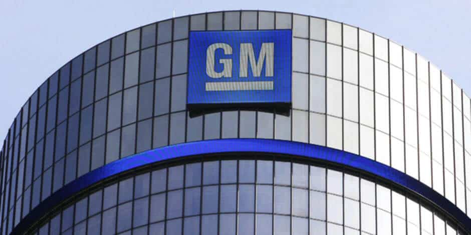 General Motors NYSE:GM