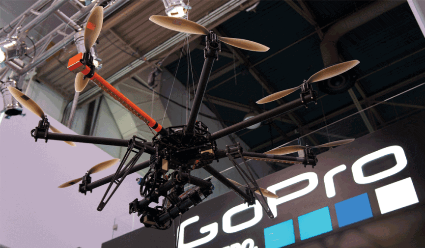 GoPro In (NASDAQ:GPRO)