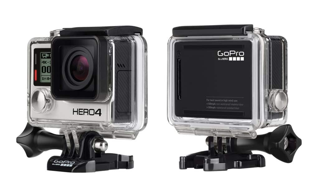 GoPro (NASDAQ:GPRO) Hero 4