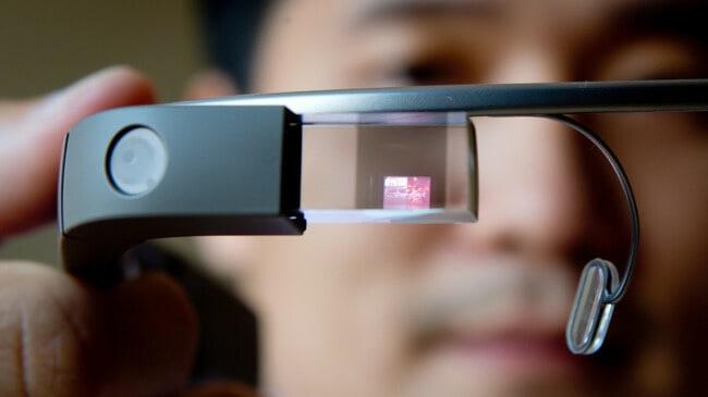 Google Glass (GOOG)