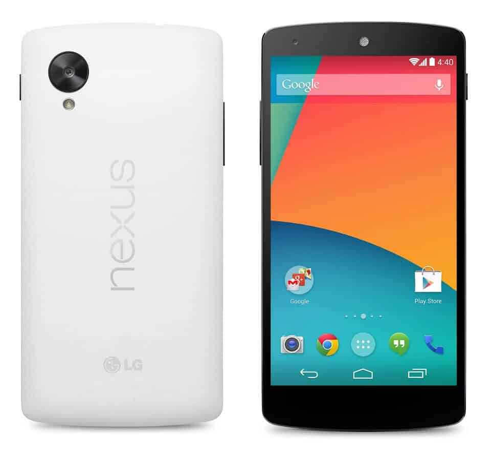 Google (GOOG) Nexus Phone
