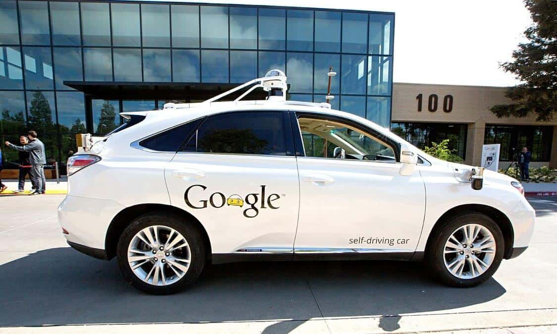 Alphabet Inc (GOOG) Google Self Driving Cars