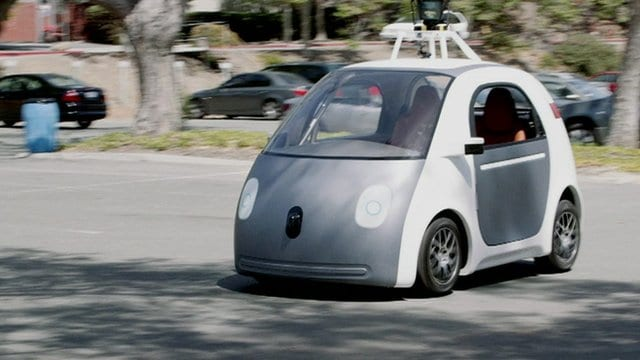 Alphabet Google Inc Waymo self driving car