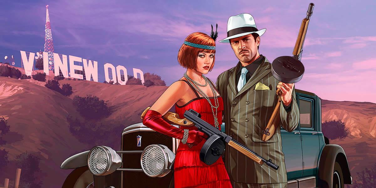 Take Two Interactive Grand Theft Auto