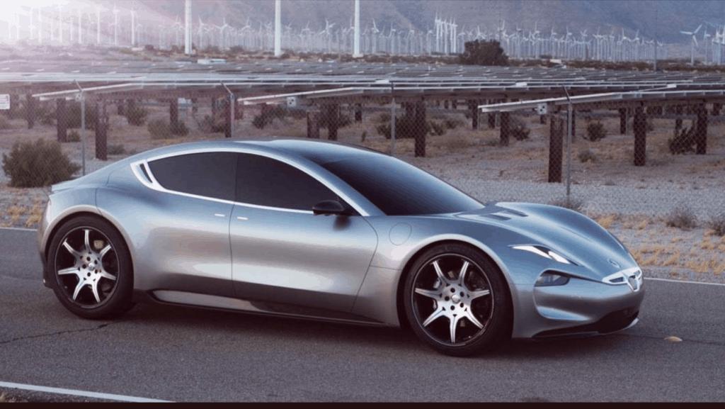 Tesla Inc TSLA Challenger -- Fisker EMotion
