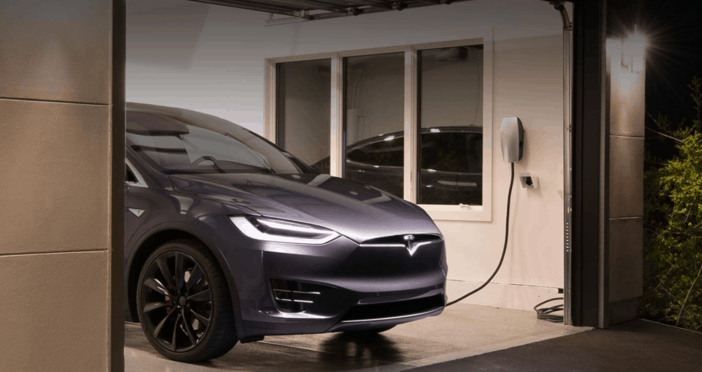 Tesla Inc Tesla Shares Model X