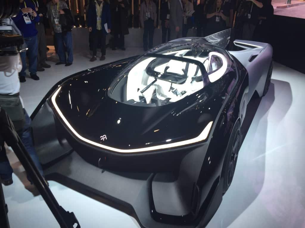 Tesla Motors Inc (NASDAQ:TSLA) Faraday Future