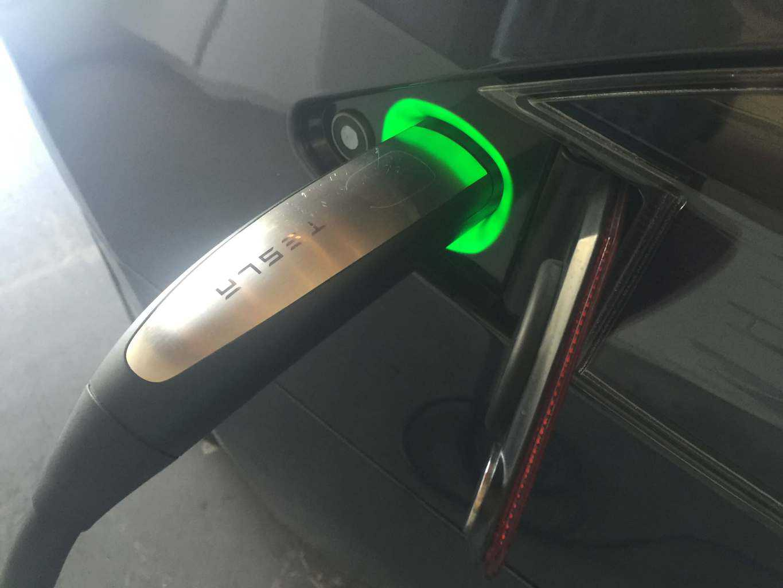 Tesla Motors Inc (TSLA) Charge Port Model S