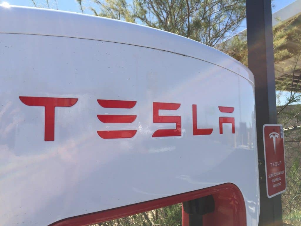 Tesla Motors Inc (TSLA) Supercharger