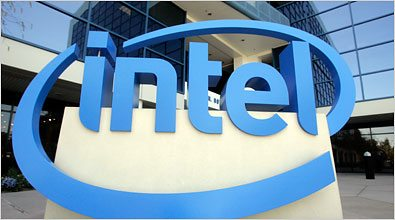 Intel shares