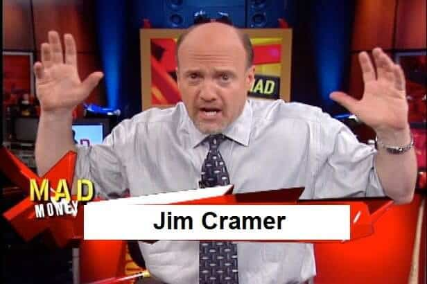 Apple Inc. gets Jim Cramer backing