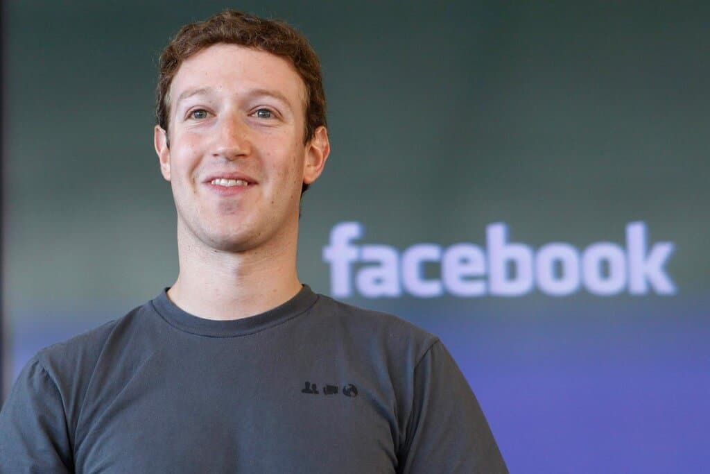 Facebook Inc (NASDAQ) Mark Zuckerberg