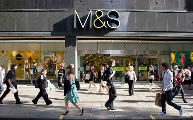 Amazon.com, Inc. (NASDAQ:AMZN) Marks and Spencer