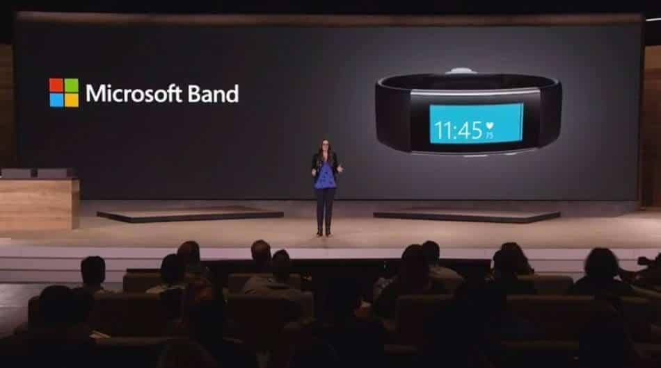Microsoft Corporation (MSFT) Band