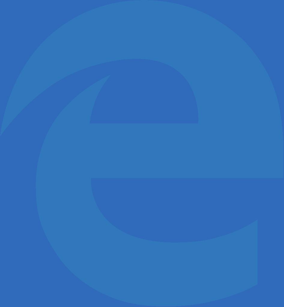 Microsoft Corporation (MSFT) Edge Browser Logo