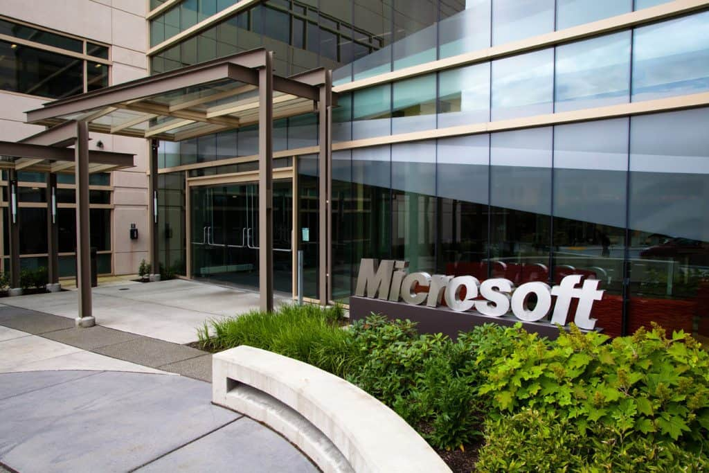 Microsoft Corporation (MSFT) Donald Trump