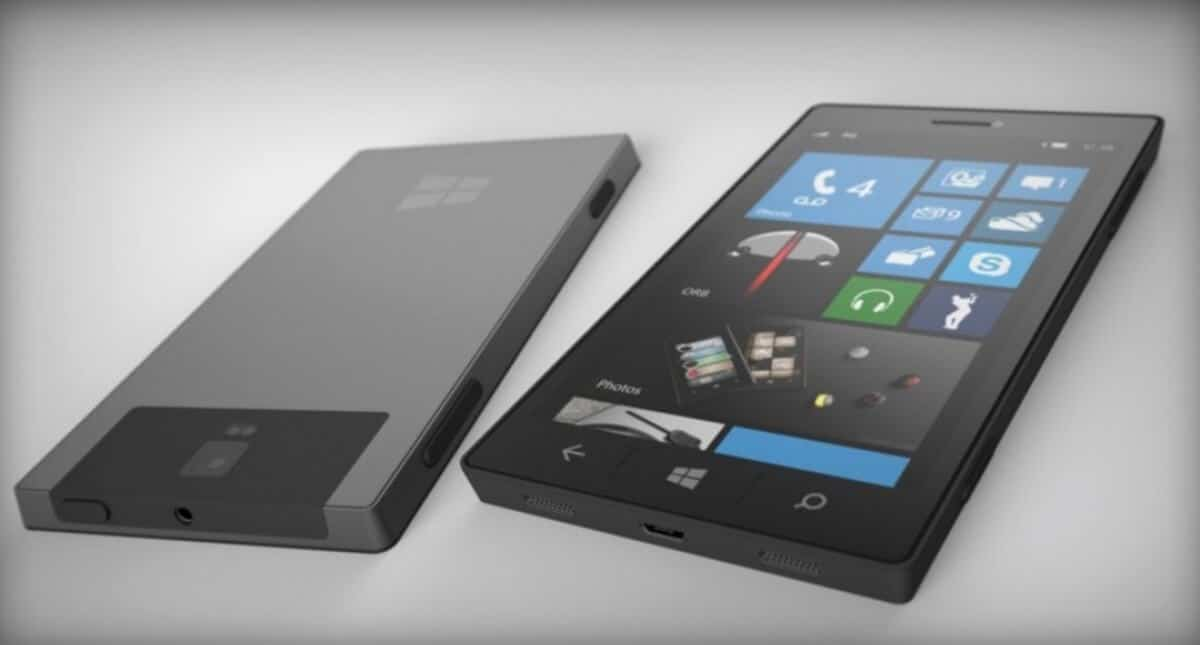 Microsoft Surface Phone (MSFT)