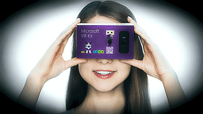 Microsoft Corporation (MSFT) VR Kit