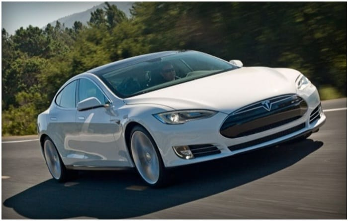 Model S Tesla Motors Inc NASDAQ:TSLA