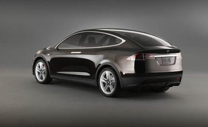 Tesla Model X Design Studio