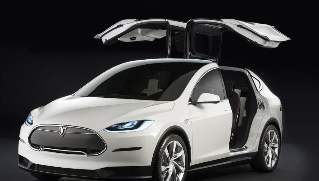 Tesla Motors (TSLA) Model X