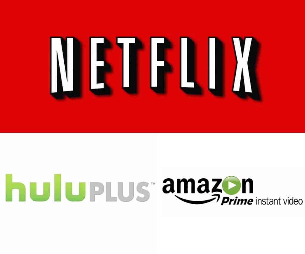 Netflix Inc. (NFLX) Amazon Hulu