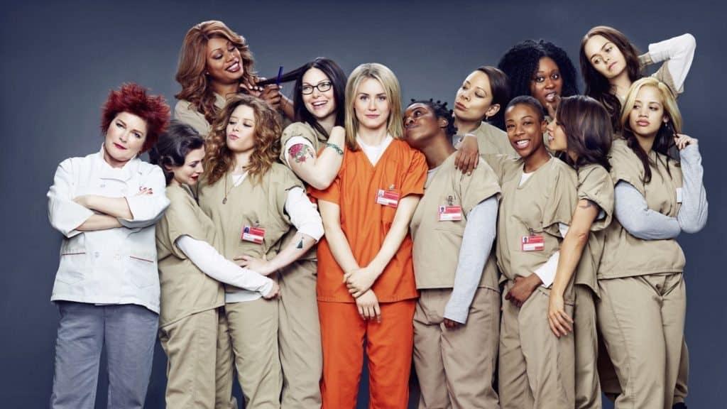 Netflix Inc (NFLX) Orange is the New Black Cast