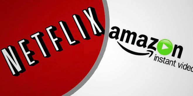 Amazon.com Inc (AMZN) vs Netflix Inc (NFLX)