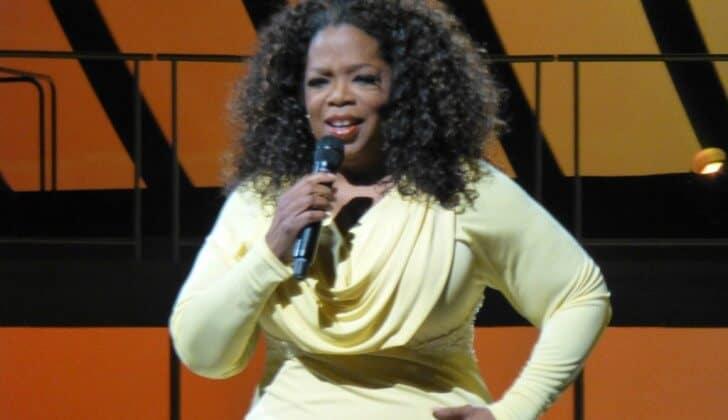 Twitter Inc (TWTR) Oprah Winfrey