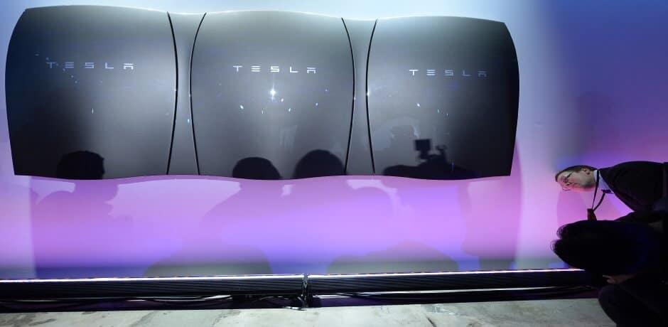 Tesla Powerwall NASDAQ:TSLA