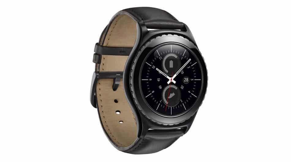 Apple Watch v Samsung Gear S2
