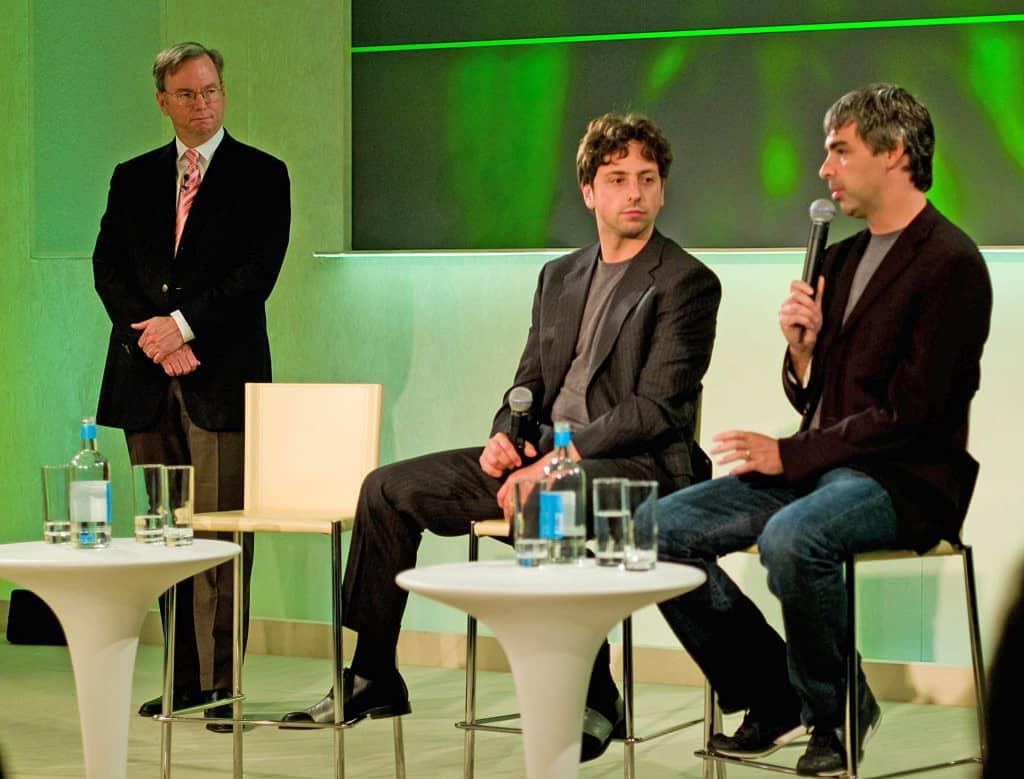 Larry Page Google Inc (NASDAQ:GOOGL)