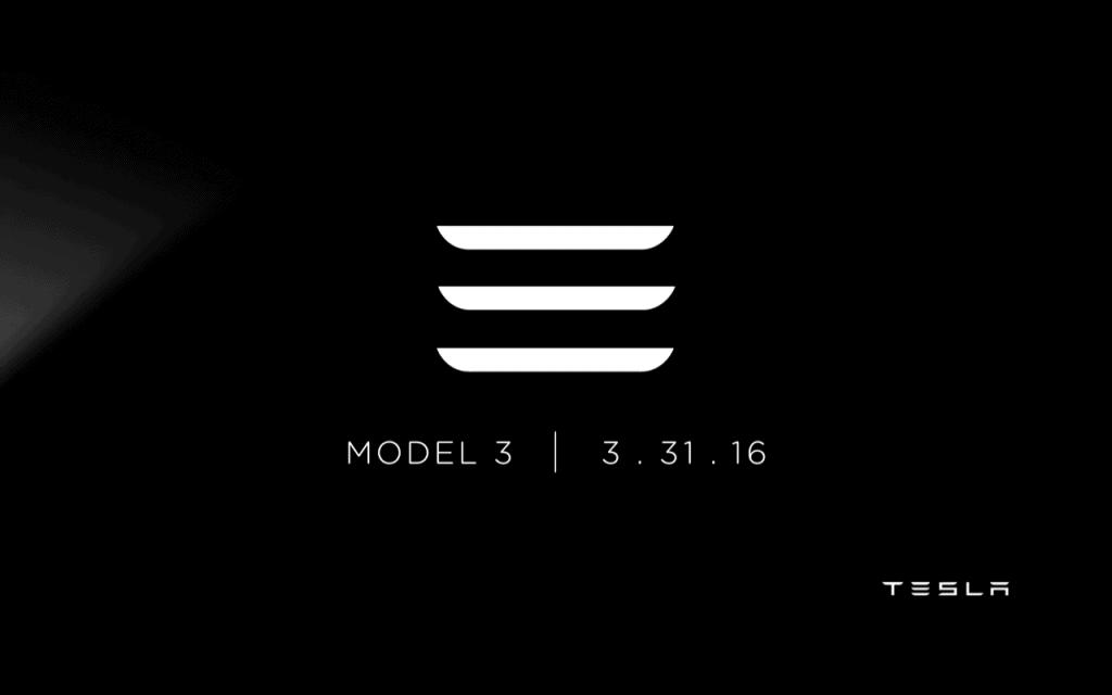 Tesla Motors Inc (TSLA) Model 3 Unveiling